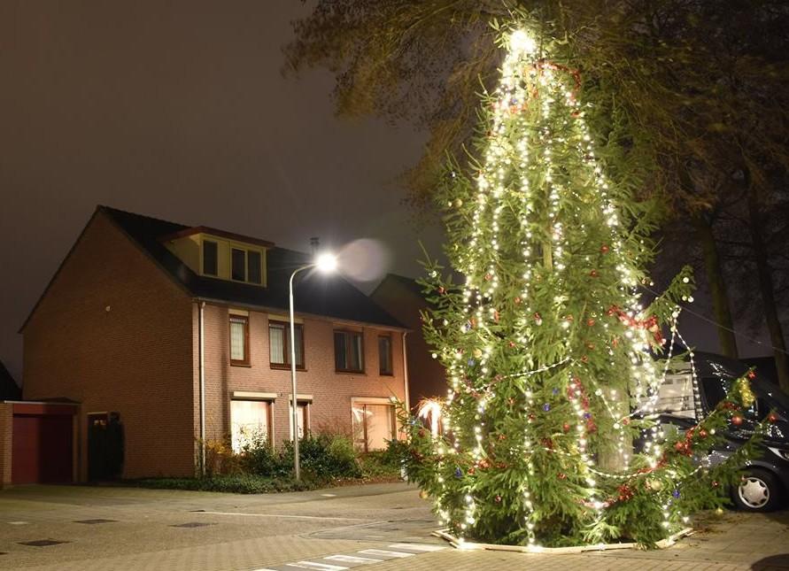 Kerstsfeer in Reeshof